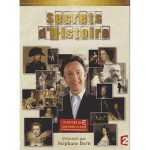 DVD DOCUMENTAIRE DVD Secrets d'histoire, chapitre 1