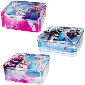 BOITE DE RANGEMENT Lot 3 Boites De Rangement Disney Reine Des Neiges