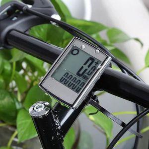 DÉCORATION DE VÉLO Cycle sans fil résistant à l'eau Compteur de vites