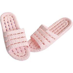 CHAUSSON - PANTOUFLE 1 paire de chaussons de douche anti-dérapant à la