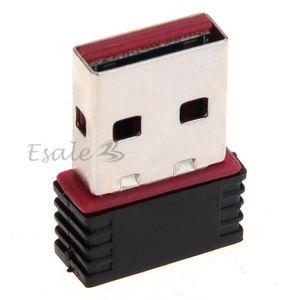 CLE WIFI - 3G Mini Clé USB2.0 Wifi Adaptateur LAN 802.11 n-g-b C
