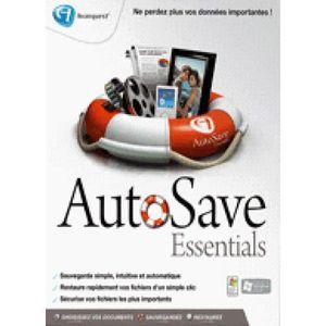 UTILITAIRE AutoSave Essentials-(PC en Téléchargement)