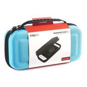 HOUSSE DE TRANSPORT Pochette de protection bleue large pour Nintendo S