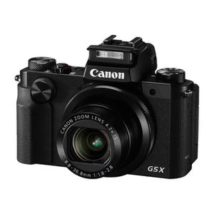 PACK APPAREIL COMPACT Canon PowerShot G5 X Appareil photo numérique comp