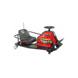 KART Drift Kart électrique - Rouge -