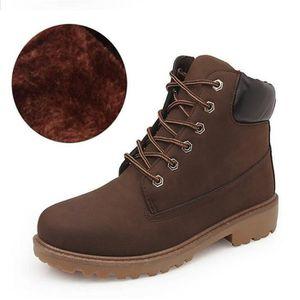 Bottes pour Hommenoir 41 Mode populaire homme Chaussures en cuir d'hiver chaud en plein air_40327 O2i3IZIs0c