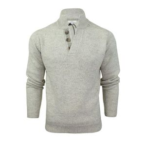 PULL Jumper - Pull - Col Cheminée - Homme 1SKYT5 Taille e04f3057859c