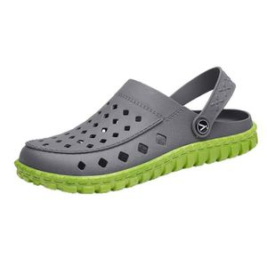 CHAUSSURES DE RANDONNÉE Chaussures de Wading Outdoor trou Chaussures Homme