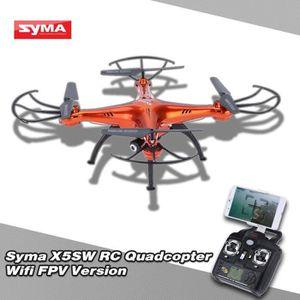 DRONE Syma X5SW/X5SW-1 4CH 2.4G 6-axis Gyro RC avec FPV