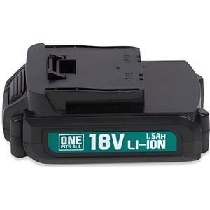 BATTERIE MACHINE OUTIL POWER PLUS  POWEB9010 Batterie 18v li-ion 1.5ah