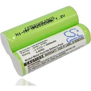 PIÈCE BEAUTÉ BIEN-ÊTRE Batterie de remplacement pour rasoir Philips 4807X