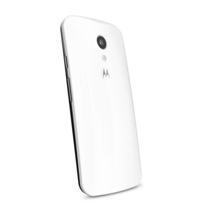 Motorola Coque d'origine pour Moto G 2ème générati
