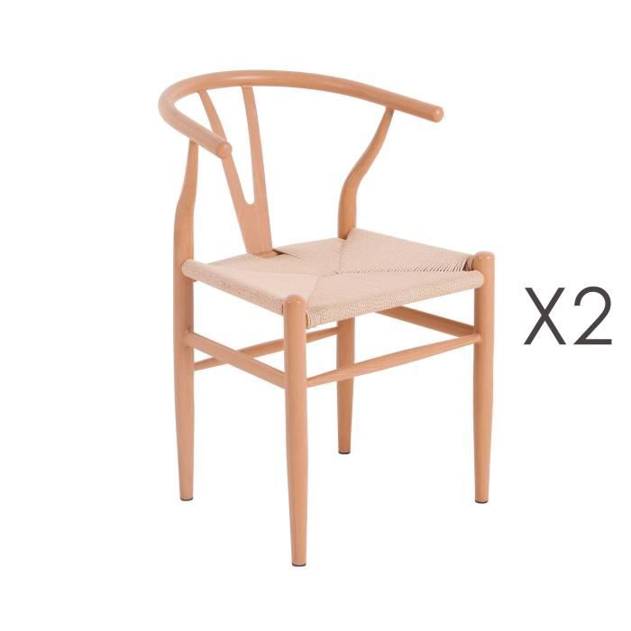 Assise De Chaise Bistrot
