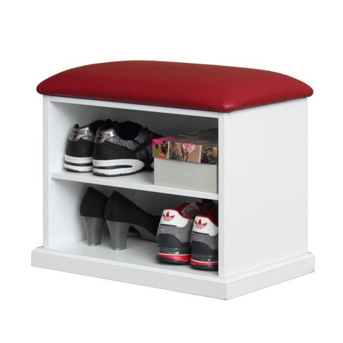 Rangement Chaussures Pas Cher banquette range chaussure - achat / vente pas cher