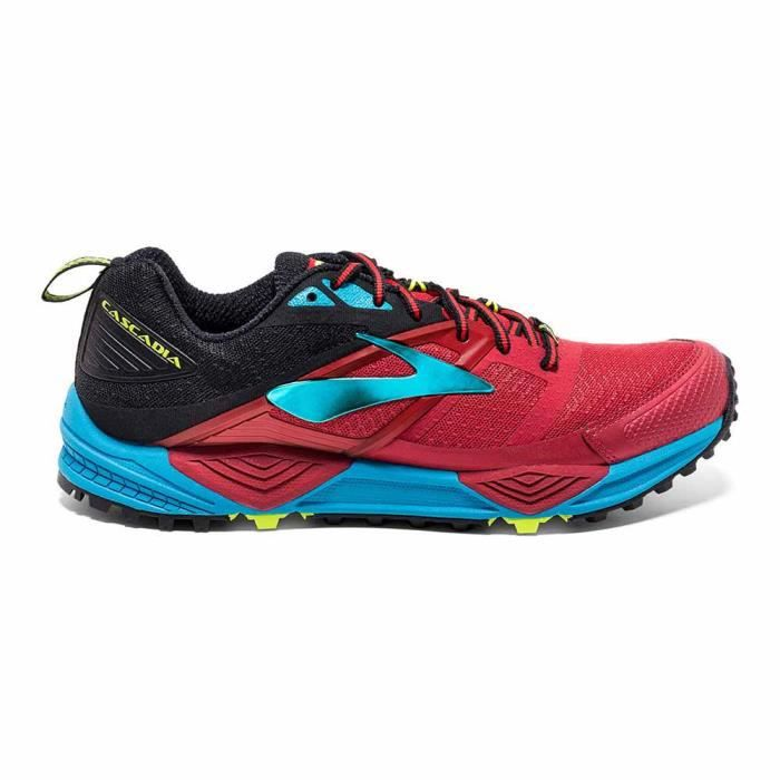 ab6648a63ecee Chaussures homme Trail running Brooks Cascadia 12 - Prix pas cher ...
