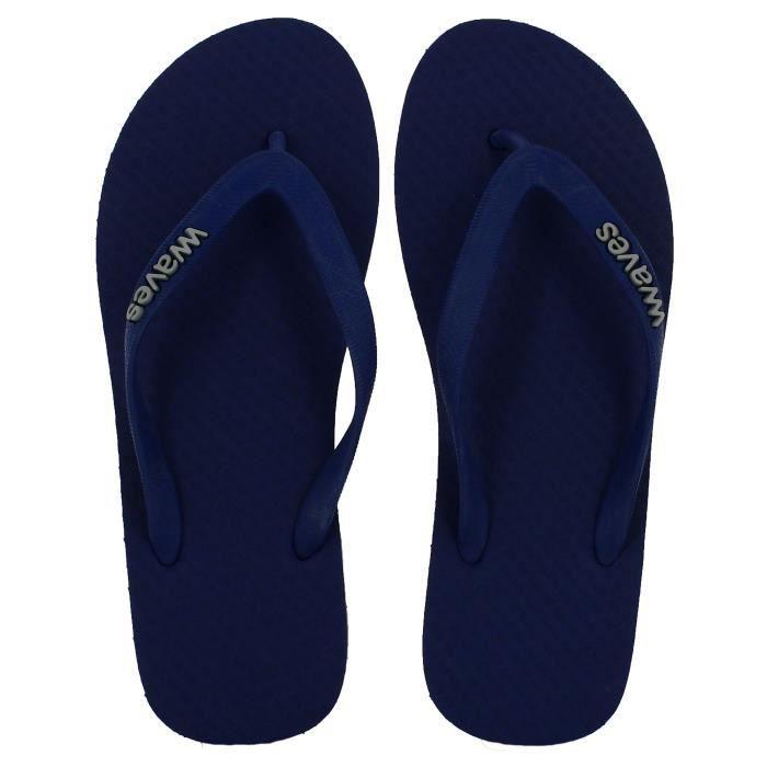 Fit En Flops Hl7wj Caoutchouc Les Taille Chaussons Naturel Waves 100 Pour Regular Collection Fuselé Sandales 39 Flip wxqCEvp