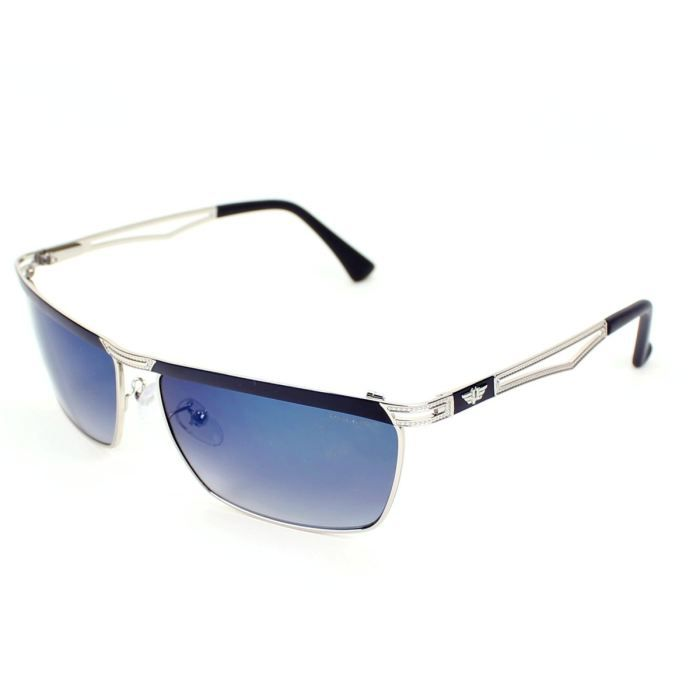 Police Lunettes Argent B… OrBleu De Soleil S8755 Or mvnyO8w0NP