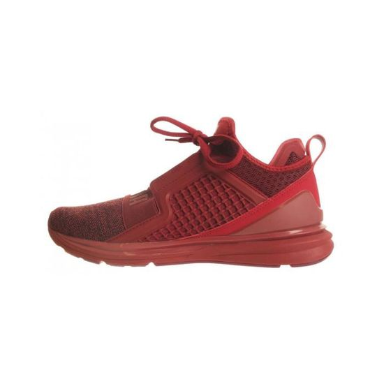 PUMA HOMME 18998704 ROUGE TISSU BASKETS Rouge Rouge Achat