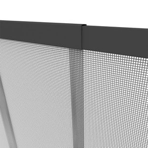 rideau a lamelle achat vente rideau a lamelle pas cher cdiscount. Black Bedroom Furniture Sets. Home Design Ideas