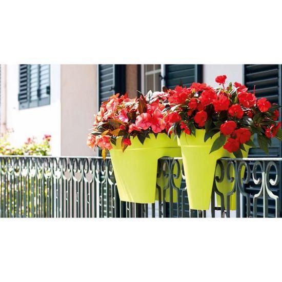 jardiniere encastrable balcon
