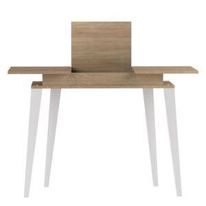 console scandinave meuble achat vente console scandinave meuble pas cher cdiscount. Black Bedroom Furniture Sets. Home Design Ideas