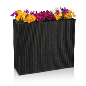 de pas Pot 70 cm Achat cher Vente plastique fleur GLzSUpMqV