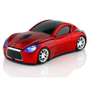 SOURIS Souris voiture de sport sans fil 2,4 GHz souris op
