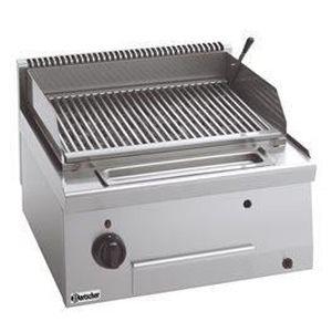 GRILL ÉLECTRIQUE Grill à pierres de lave à gaz Série 600