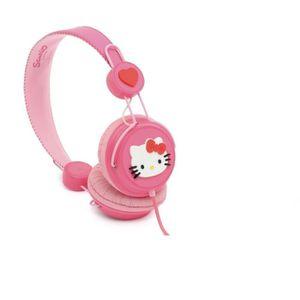 CASQUE - ÉCOUTEURS Hello Kitty Casque arceau Pink Rubber