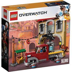 ASSEMBLAGE CONSTRUCTION LEGO® Overwatch 75972 L'escorte à Dorado