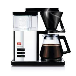 MACHINE À CAFÉ Melitta Aroma Signature Style SST - Noir 1007-004,