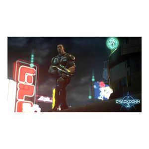 JEU XBOX ONE Crackdown 3 Xbox One allemand