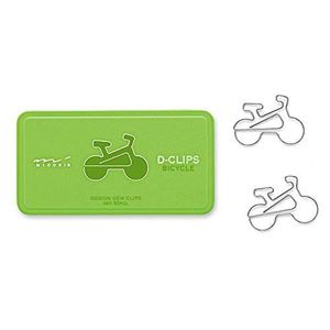 PACK FOURNITURES Midori D-Clips Bicycle