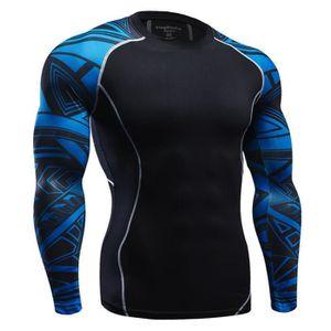 T-SHIRT DE COMPRESSION Fitibest T-shirt à manches longues à compression m