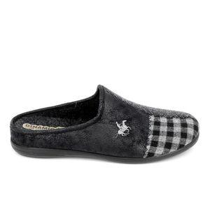 CHAUSSON - PANTOUFLE Chaussons d'intérieur-Pantoufles BOISSY Mule JH502