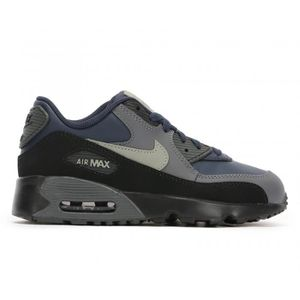 BASKET Baskets Nike Air Max 90 Leather (PS) - 833414406