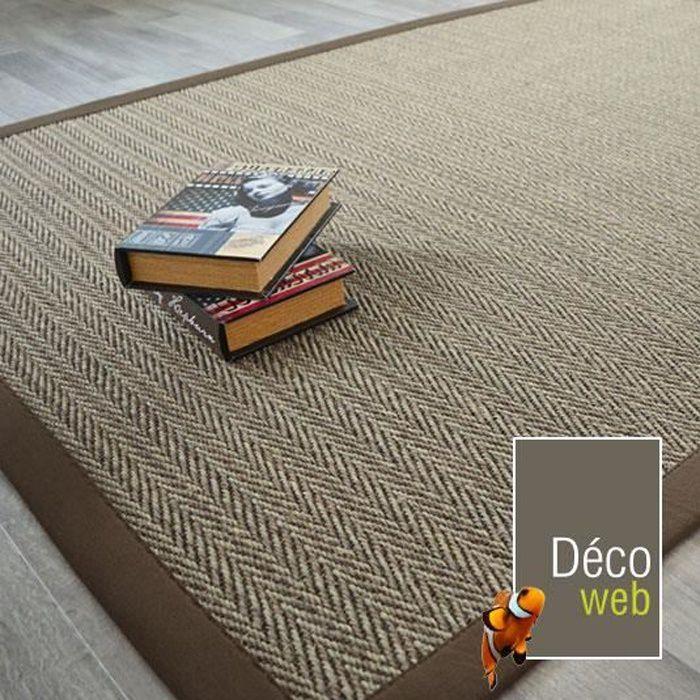 tapis sisal achat vente tapis sisal pas cher cdiscount. Black Bedroom Furniture Sets. Home Design Ideas