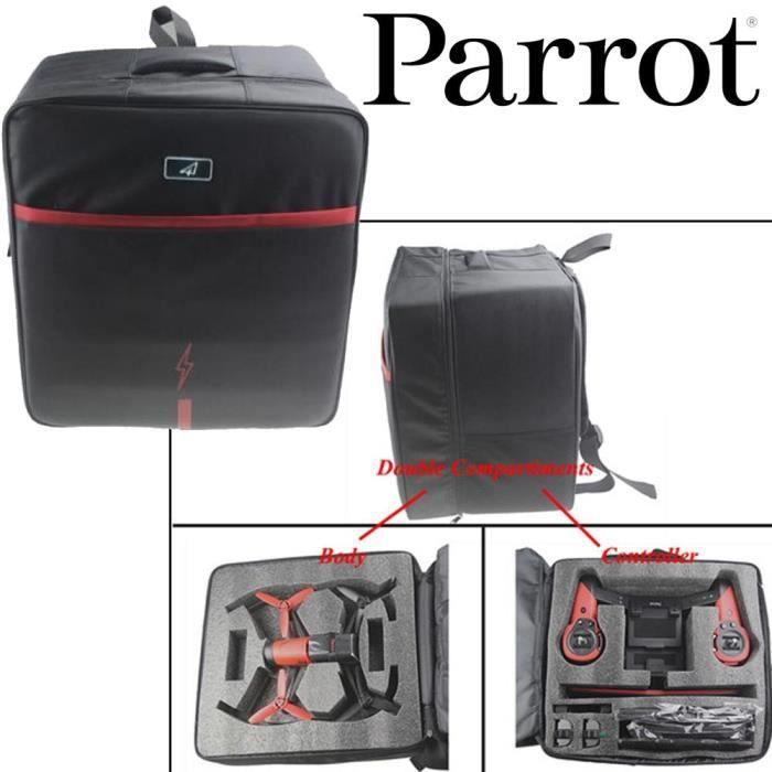 Sac à Dos pour Parrot Bebop et Skycontroller - Achat / Vente