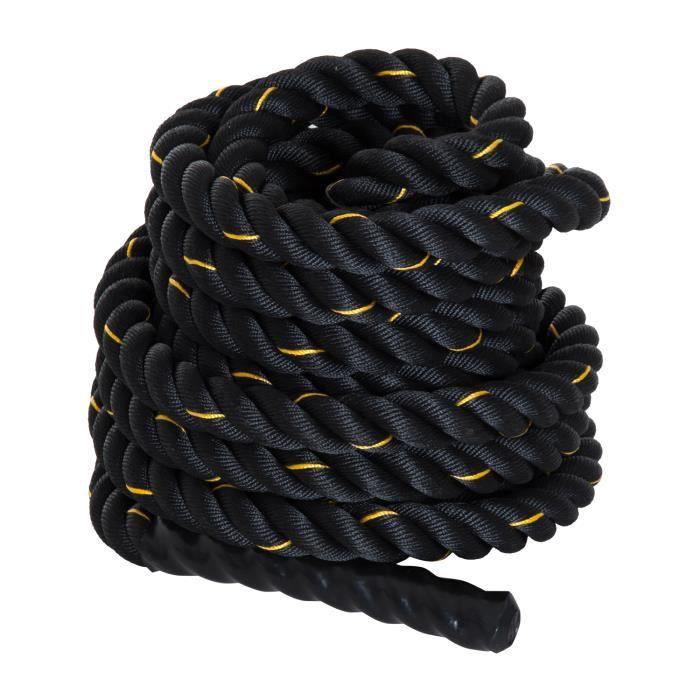 CORDE À SAUTER Corde d'entrainement corde ondulatoire corde de ba