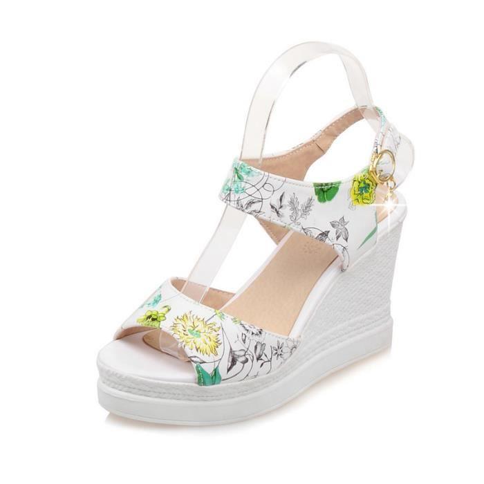 Des chaussures à talons hauts Sandale Les Chaus...