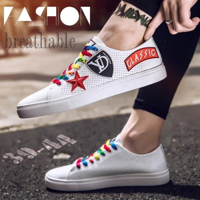 New Style Mode spot Chaussures Hommes Souliers simple Chaussures de fitness (Taille de l'UE: 39-44) TfiqzJpg