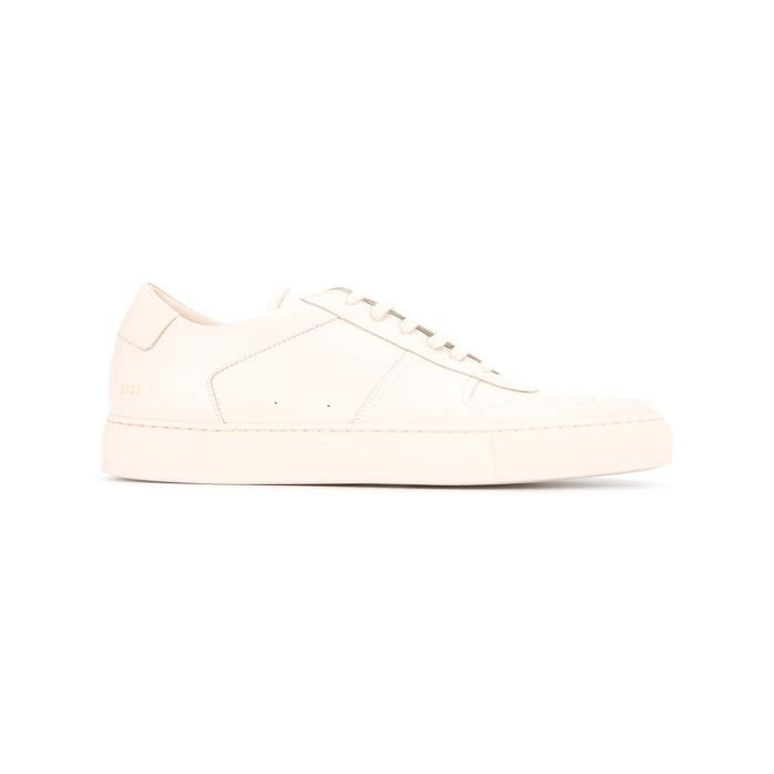 HOMME PROJECTS CUIR BEIGE 21280600 BEIGE COMMON BASKETS 21280600 HOMME COMMON PROJECTS zYnZX1Z