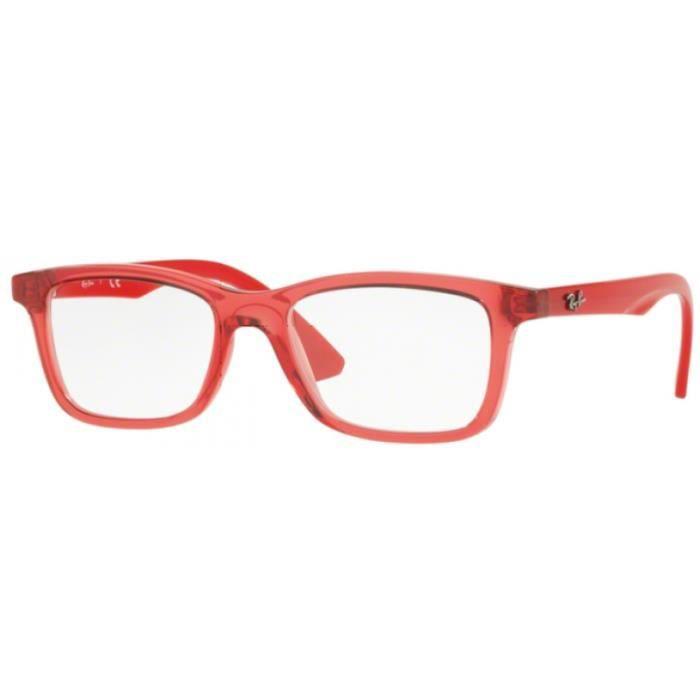 lunettes de vue rouge enfant achat vente pas cher. Black Bedroom Furniture Sets. Home Design Ideas