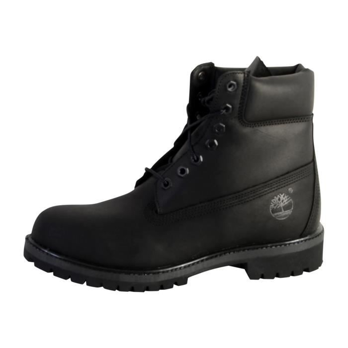 Chaussure Timberland A1MA6 6IN Premium Boot Black 44 Noir