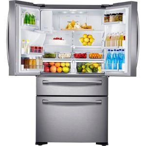 frigo distributeur a glacon achat vente frigo distributeur a glacon pas cher cdiscount. Black Bedroom Furniture Sets. Home Design Ideas