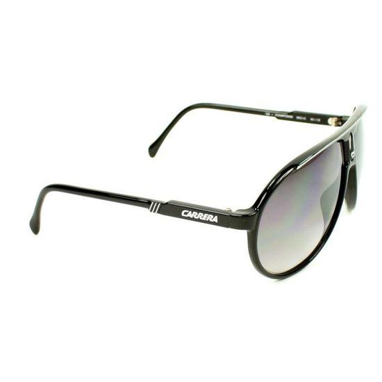 Lunettes de soleil Carrera Champion Noir, verre… Noir, Gris - Achat   Vente  lunettes de soleil Mixte - Cdiscount f7f029546a40