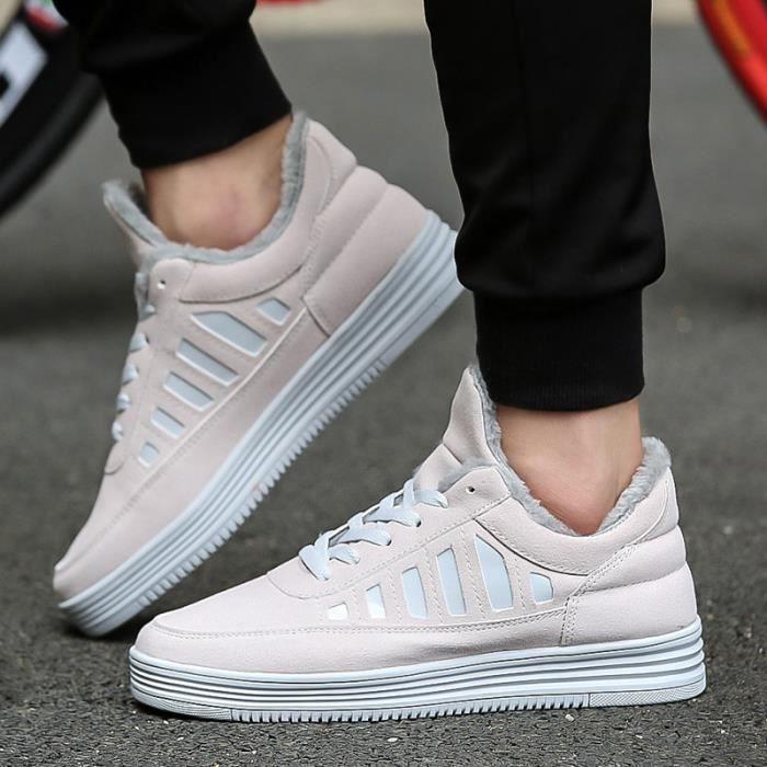 Baskets mode Baskets homme Baskets hiver Baskets avec coton Chaussures mode Chaussures de ville Chaussures populaires Chaussures aCTxz