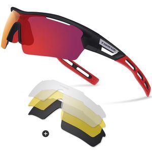 3b6ad87772cb LUNETTES DE SOLEIL Lunettes de soleil sport lunettes polarisantes pou