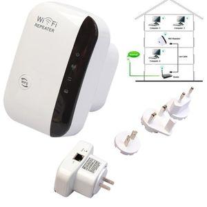 MODEM - ROUTEUR 300M sans fil WIFI répéteur Amplificateur de signa