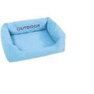 Divan pour chien outdoor Turquoise - Taille 60 - Achat / Vente ...